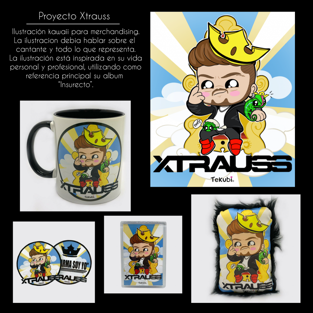 proyecto xtrauss